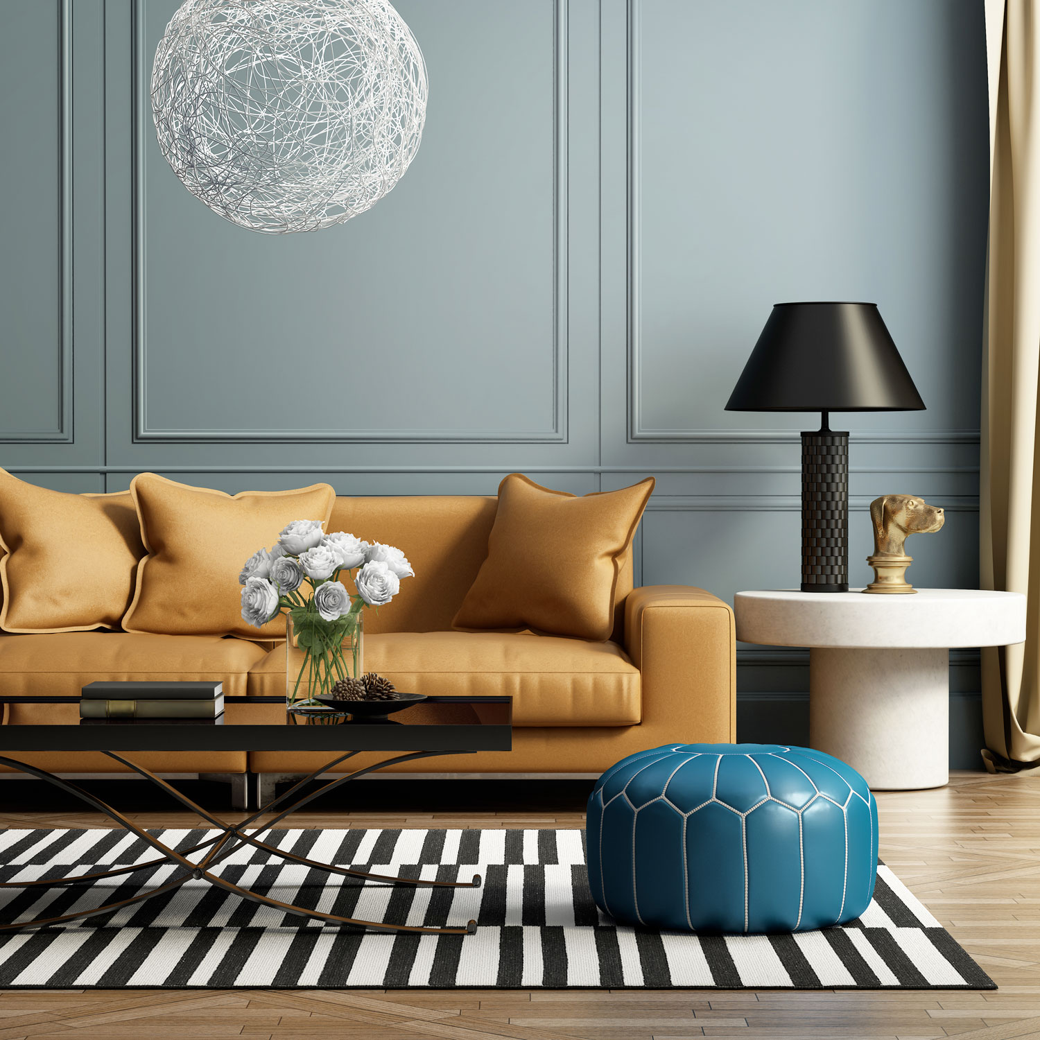 Brushed & Gilded – Online Decor Service